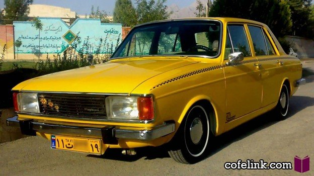 تاکسی پیکان