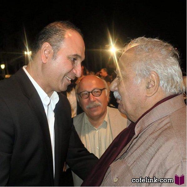 ناصر ملک مطیعی. حمید فرخ نژاد. داوود نژاد