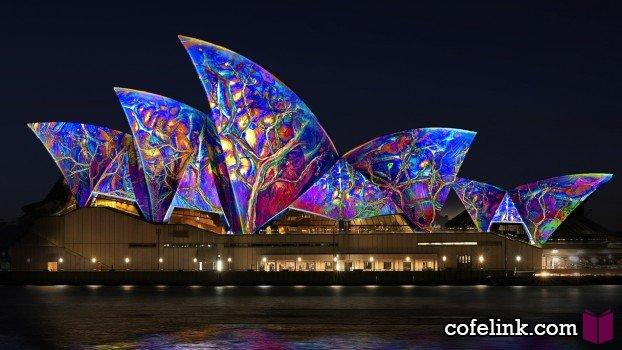 فستیوال نورپردازی