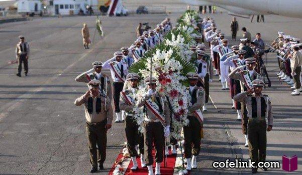 بازگشت جان باختگان ایرانی