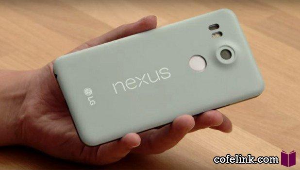 نکسوس 5x ال جی