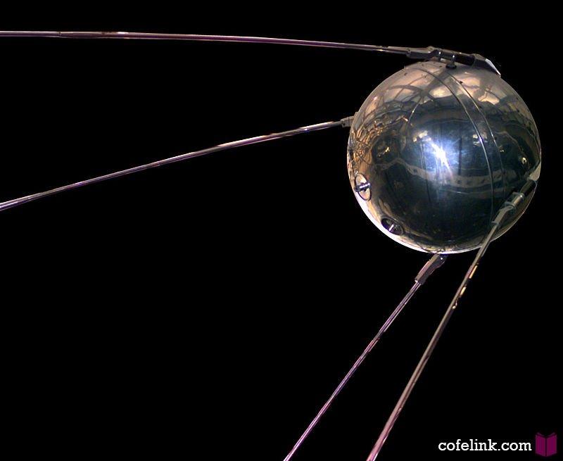 مدل ماهواره اسپوتنیک-۱