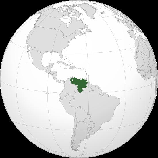 کشف ونزوئلا