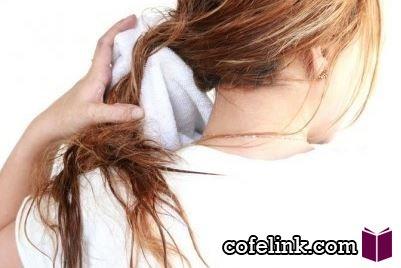 موی خیس