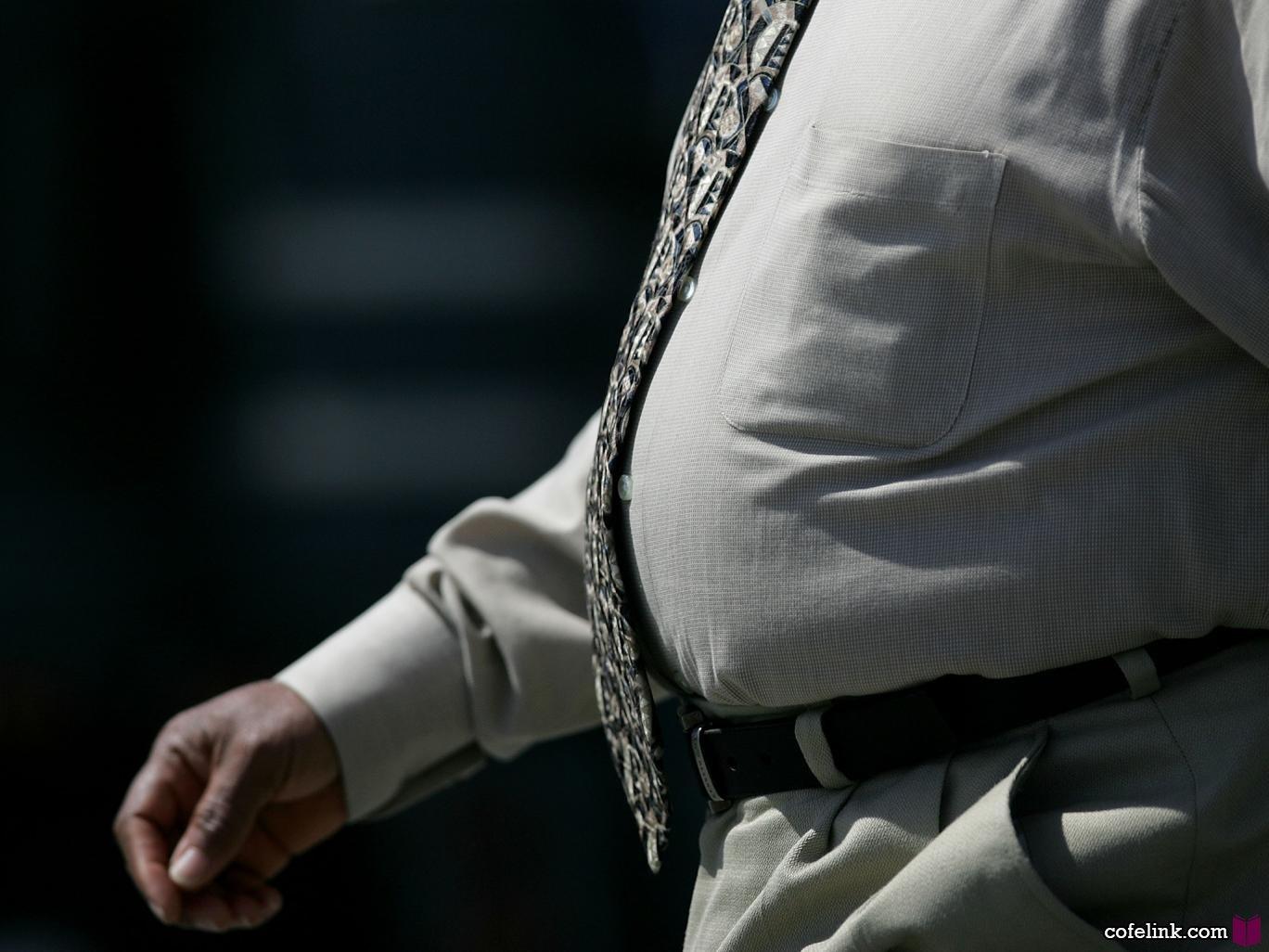 شکم بزرگ