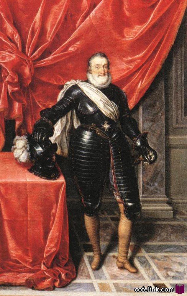 هانری چهارم فرانسه
