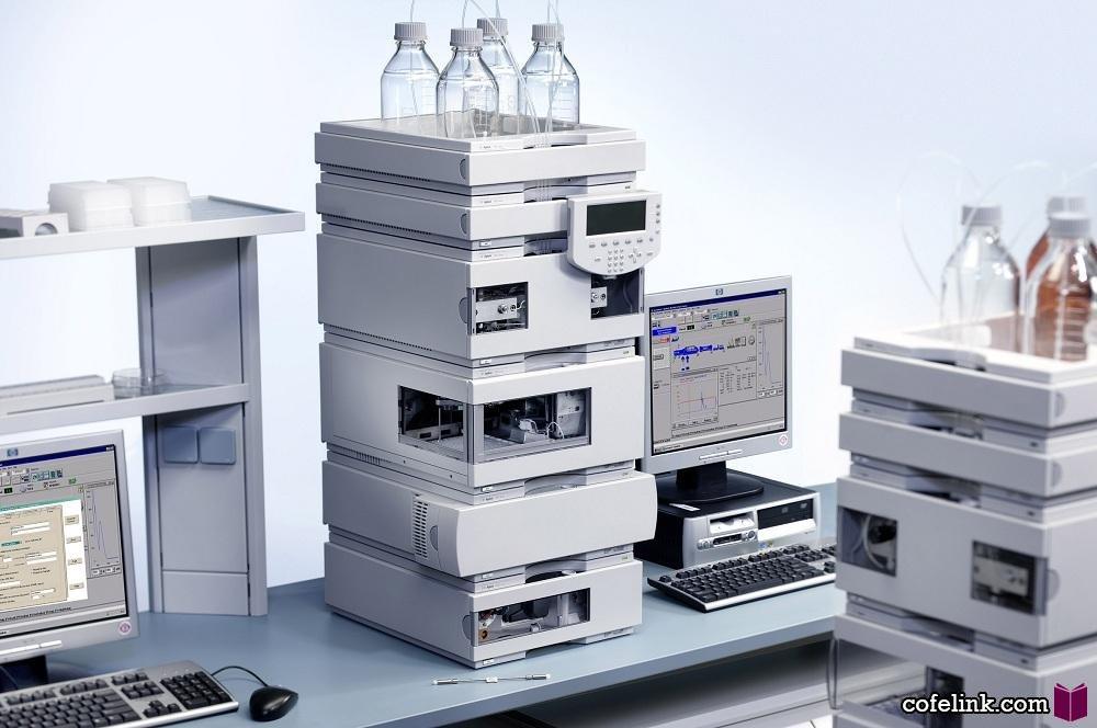 دستگاه HPLC و PCR