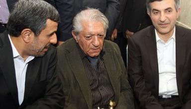 زندگی سیاسی عزت الله انتظامی